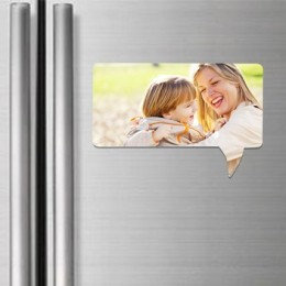 Personalized Fridge Magnet