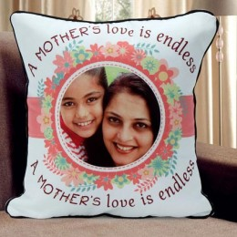 Personalized Elated With Love Cushion