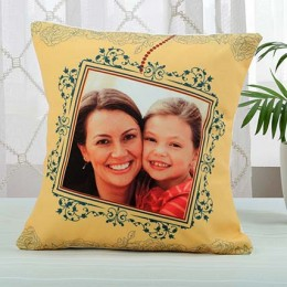 Framed In Cushion