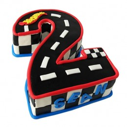 Racing Track Cake 2kg
