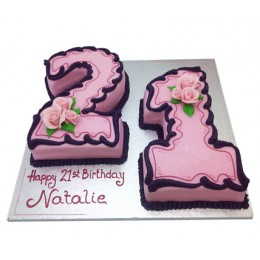 Fancy Birthday Cake 4kg