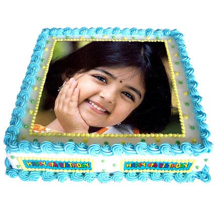 Personalized Love For Cake