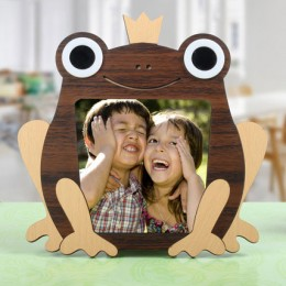 Frog Personalized Photo Frame