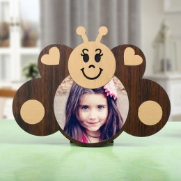 Butterfly Personalized Photo Frame