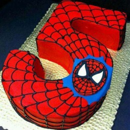 Spiderman Birthday Treat 2kg