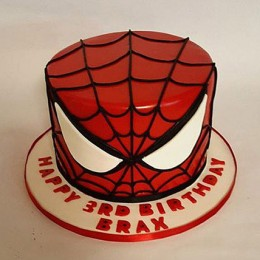 Glorious Spiderman Cake 1kg