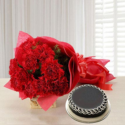 Carnations of Love Combo