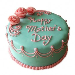 Delectable Mothers Day Cake 3kg Vanilla