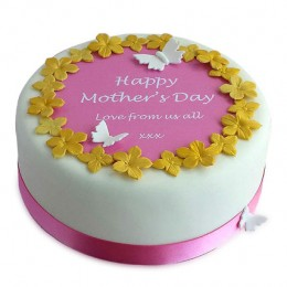 Letters to Mom Photo cake 2kg