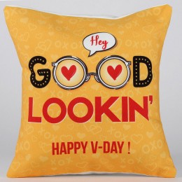 Valentines Flirty Wishes Cushion