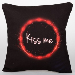 Kiss Me LED Cushion