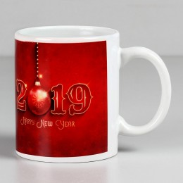2019 Happy New Year Mug