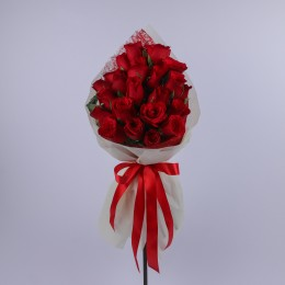 Valentine Special 20 Roses Bouquet