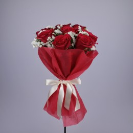 Special Red Roses Bouquet