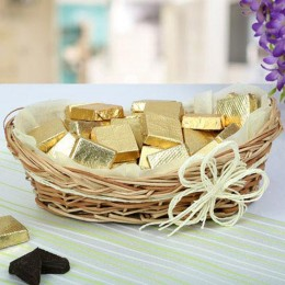 A Basket Of Golden Treat