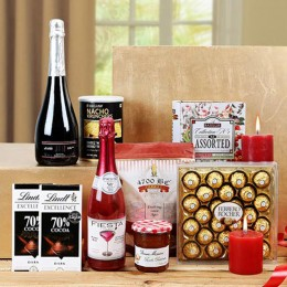 Sensational Treat Gift Basket