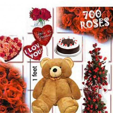 700 Roses Love Special