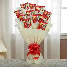Delicious Choco Pie Bouquet