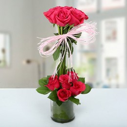 Splendid Rose Arrangement