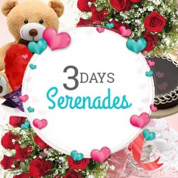 3 Days Valentine Serenades