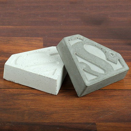 Double Superman Paperweight