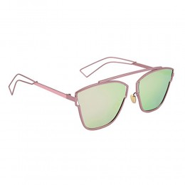 Mirrored Square Unisex Sunglasses