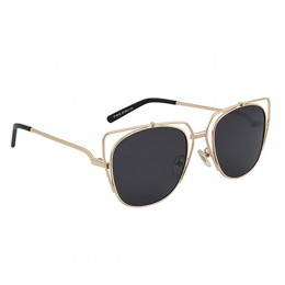 Green Cat Eye Women Sunglasses