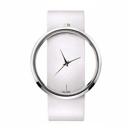 Minimal White Watch For Women
