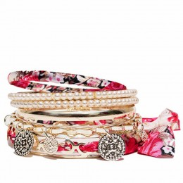 Romantic Bangle Set