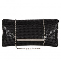 Lino Perros Black Women Clutch