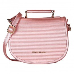 Lino Perros Stylish Sling Bag Pink