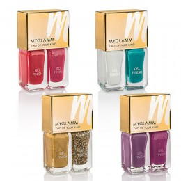MyGlamm Nail Polish Set