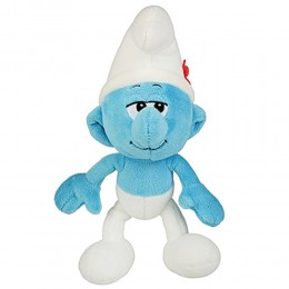 Vanity Smurf Soft Toy with Chocolate