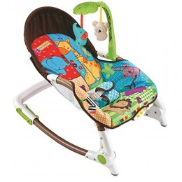 Multi Color Baby Bouncer