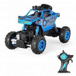 Blue Rock Crawler