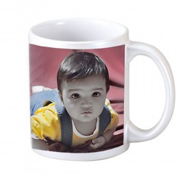 Personalised Photo Mug For Kids