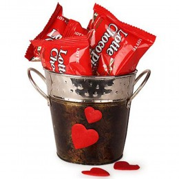 Bucket For Chocoholics