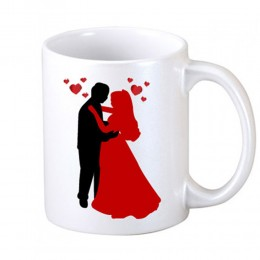 The Dancing Couple Mug