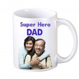 DAD Personalized Coffee Mug
