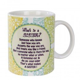 Coffee Mug With Message