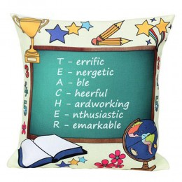 Teacher Cushion