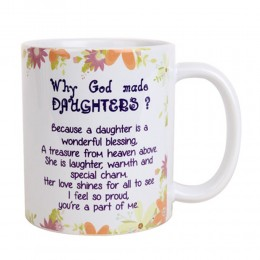 Daughters Day Mug