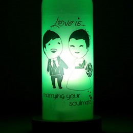 Marrying Your Soulmate Lamp