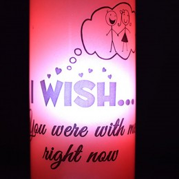 Wish To Be With You Lamp
