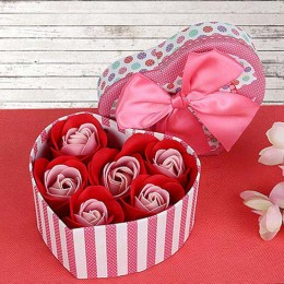 Exclusive Paper Rose Soaps