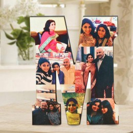 Personalized M Table Top