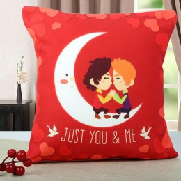 Just You And Me Cushion