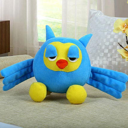 Adorable Owl Soft Toy