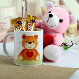 Cute n Sweet Hamper
