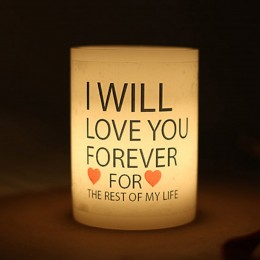 Sight of Love Candle